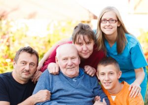 Family who may require power of attorney